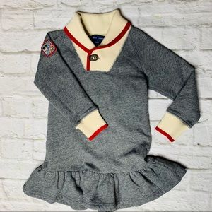 Ralph Lauren sweatshirt preppy dress
